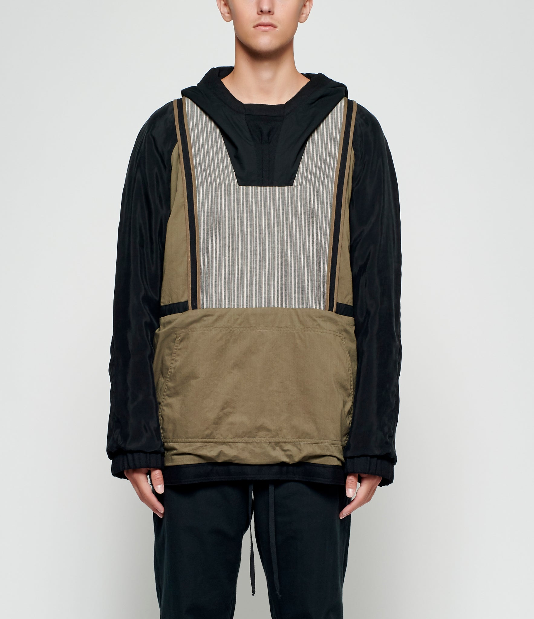 'T Ensemble Framed Anorak