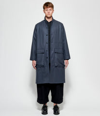 Toogood Felted Lambswool Photographer Coat