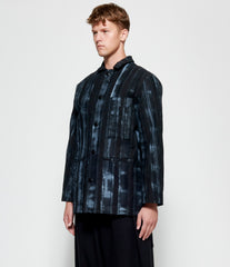 Toogood Limited Edition Shredded Lambswool Carpenter Jacket