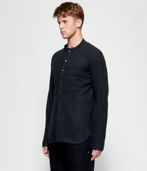 m.a+ Short Collar Fitted Shirt