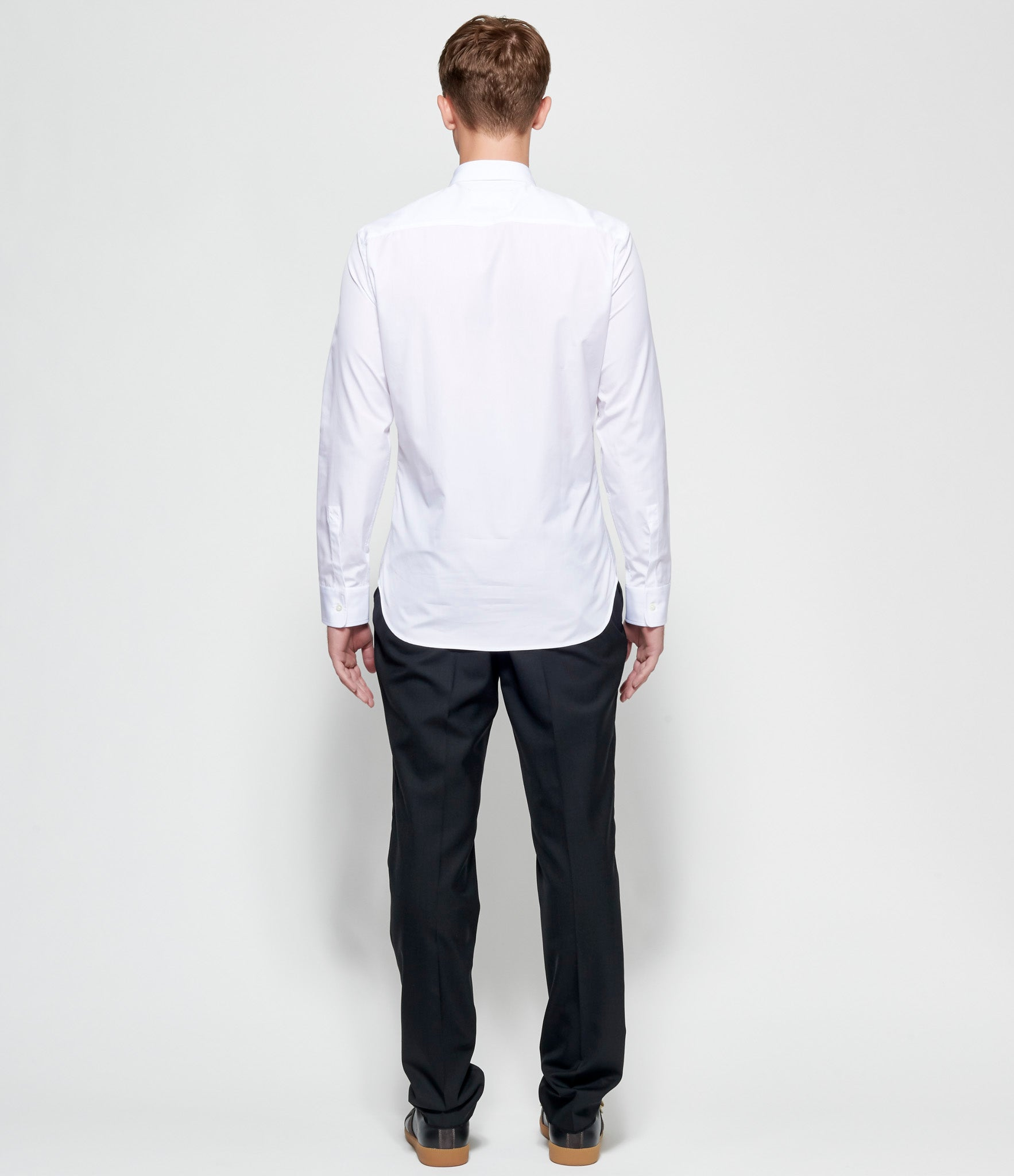 Maison Margiela Cotton Popeline Slim Shirt