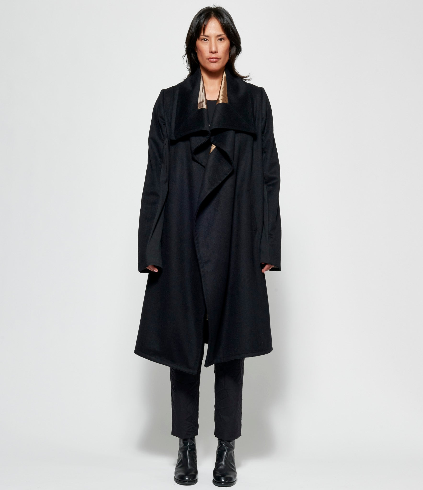 Replika Cashmere Coat