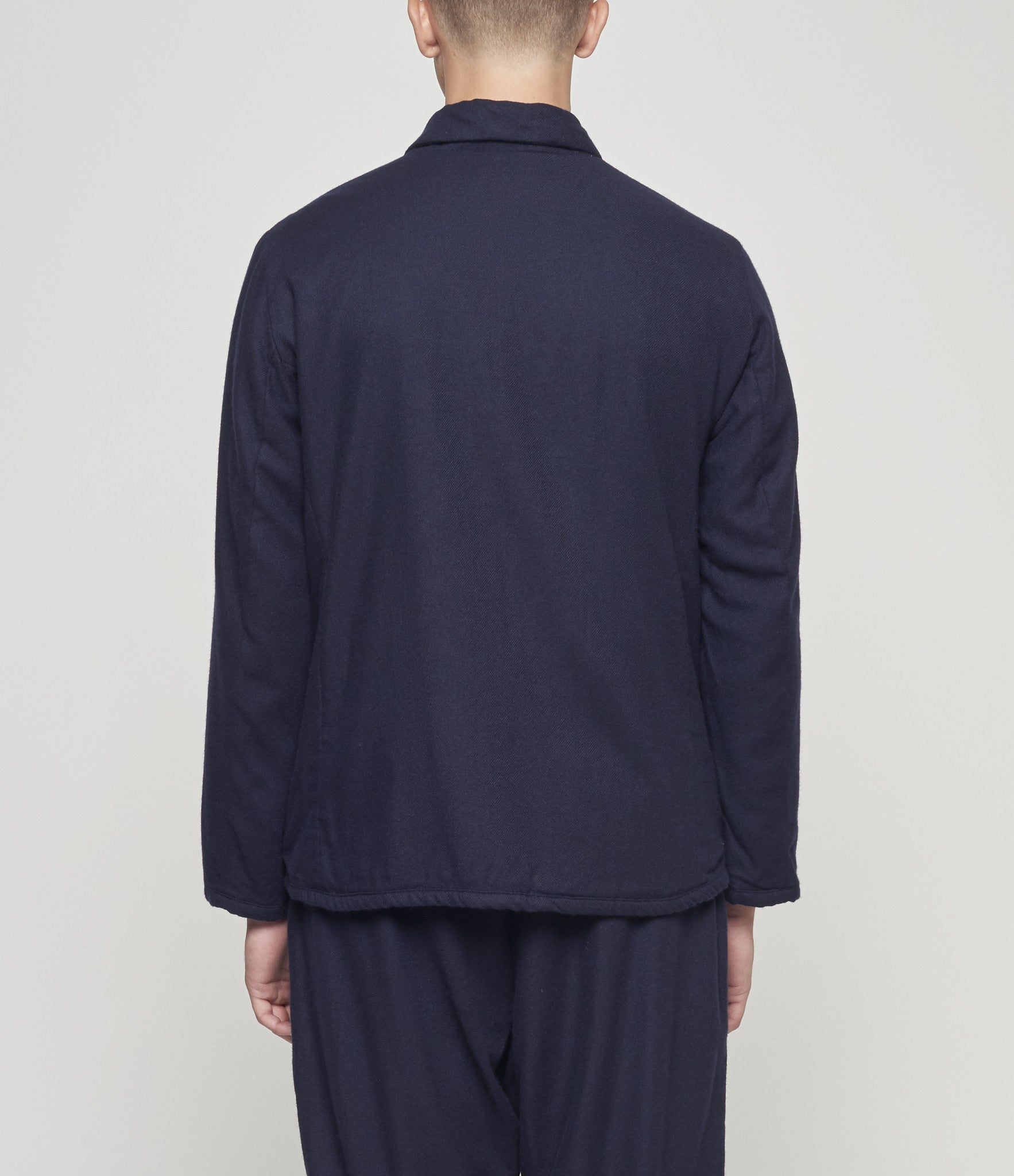 Casey Casey Cashmere Short Car Coat