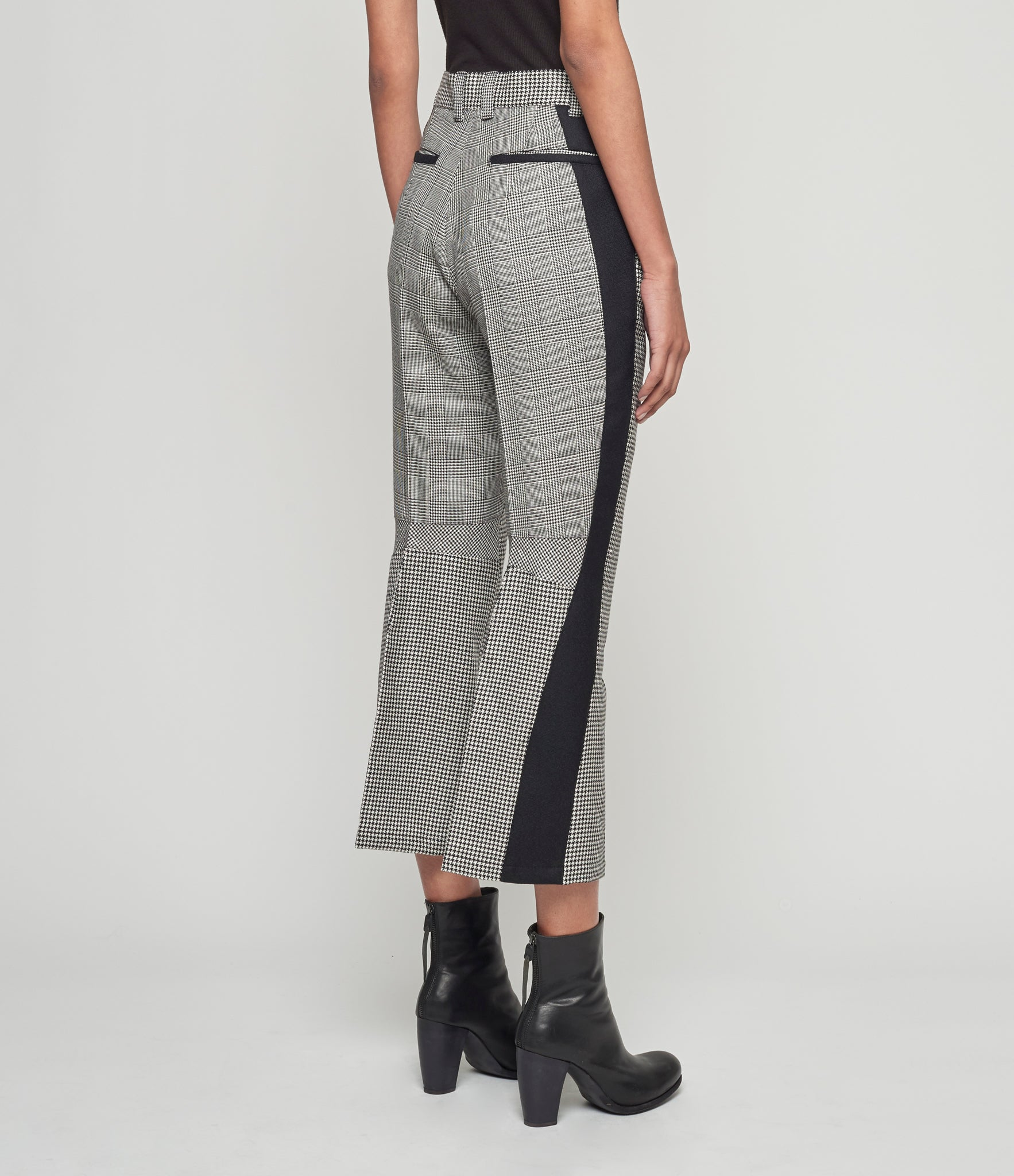Shiro Sakai Houndstooth Trousers