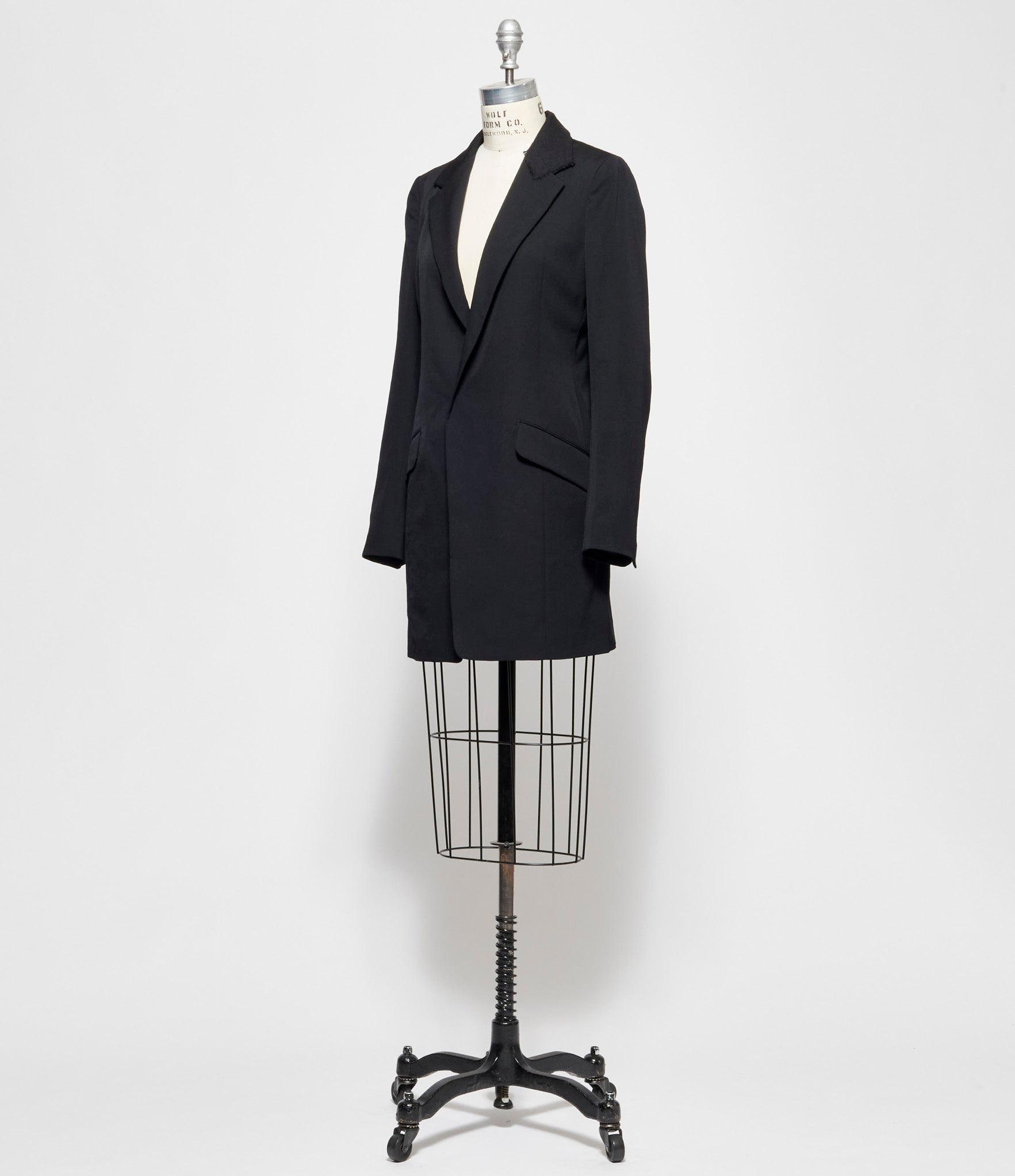 Y's U-Double Collar Tailored Jacket