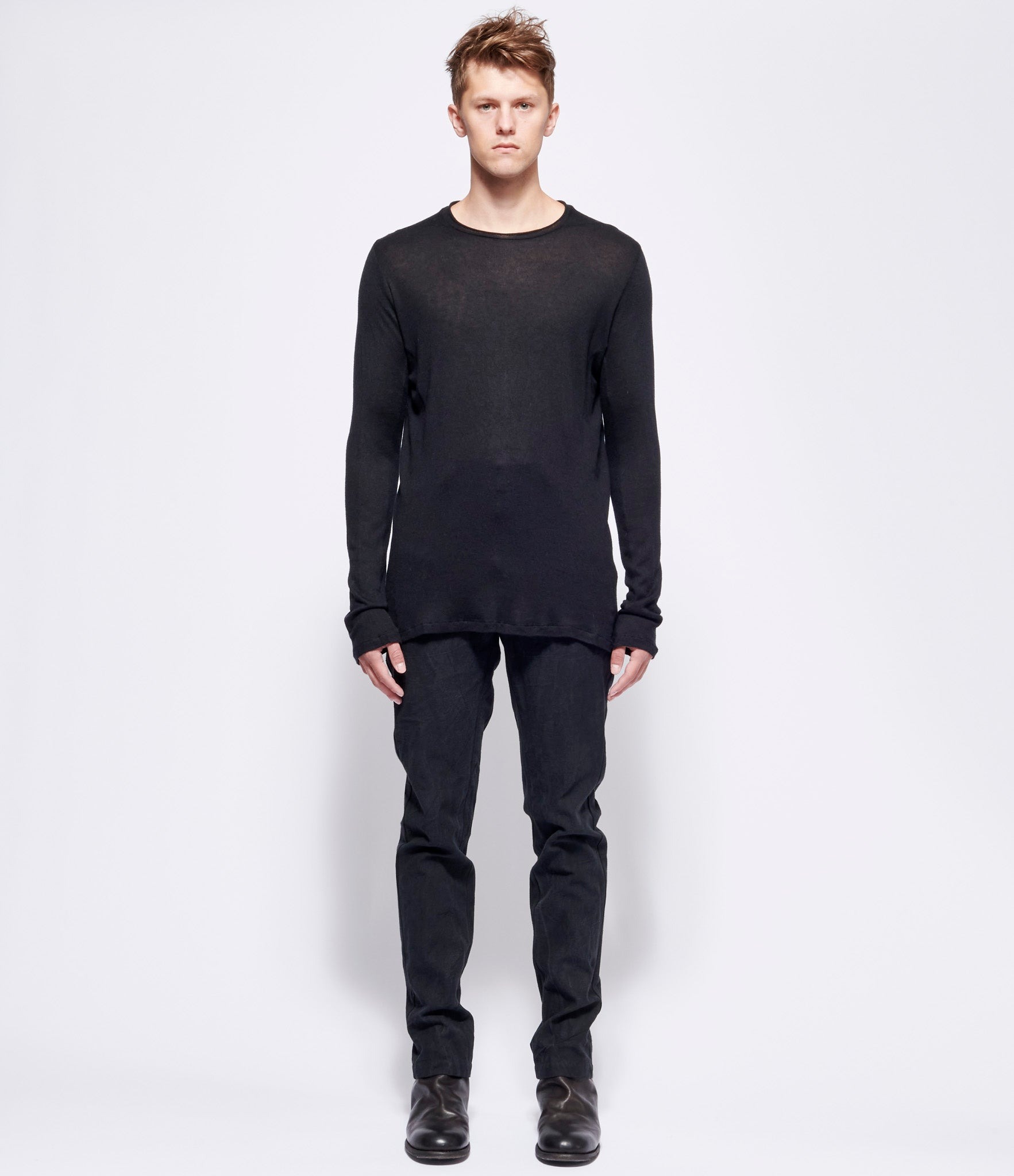 Forme d'Expression Engineered Pullover Sweater