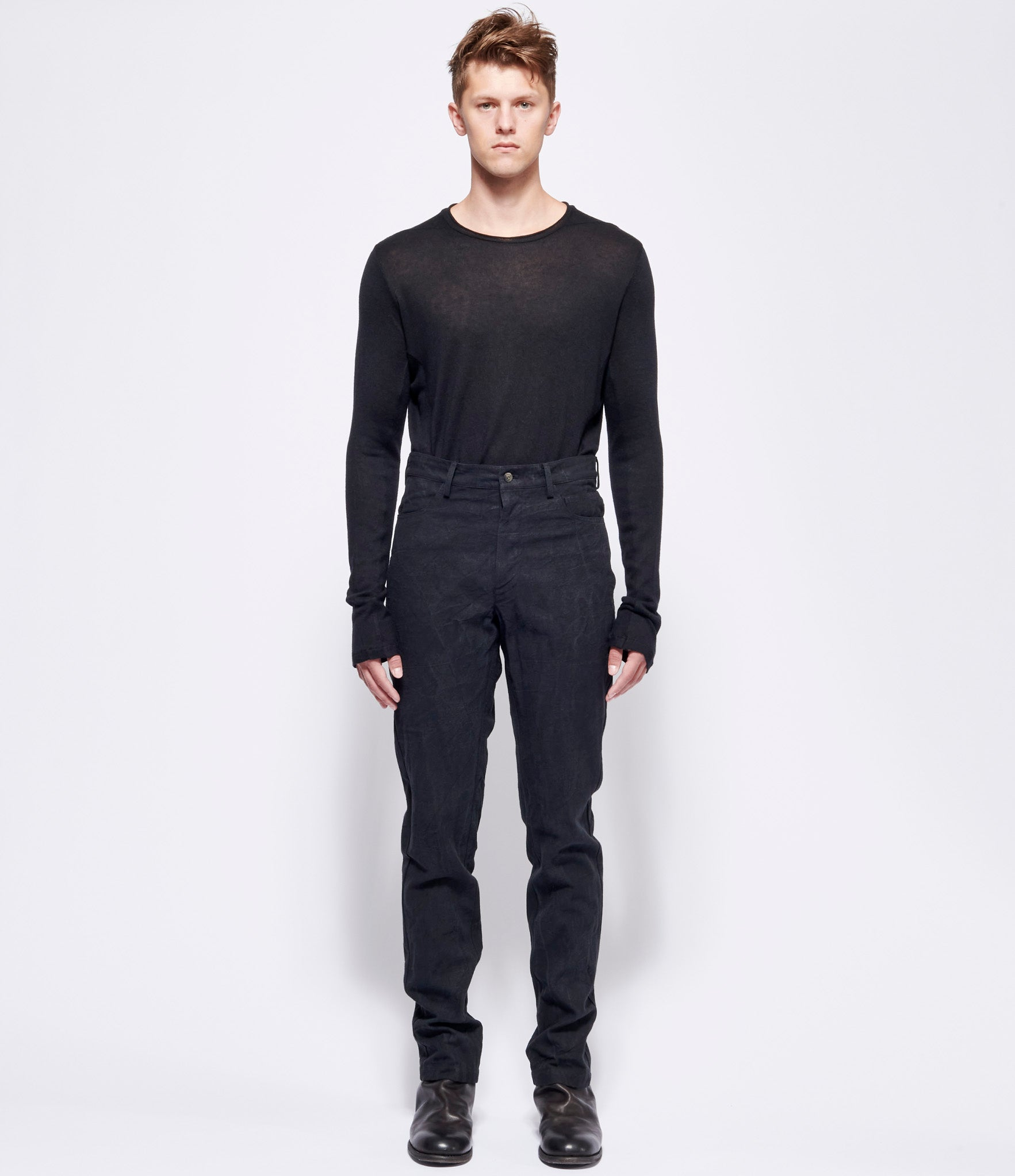 Forme d'Expression Slim 5 Pocket Pants