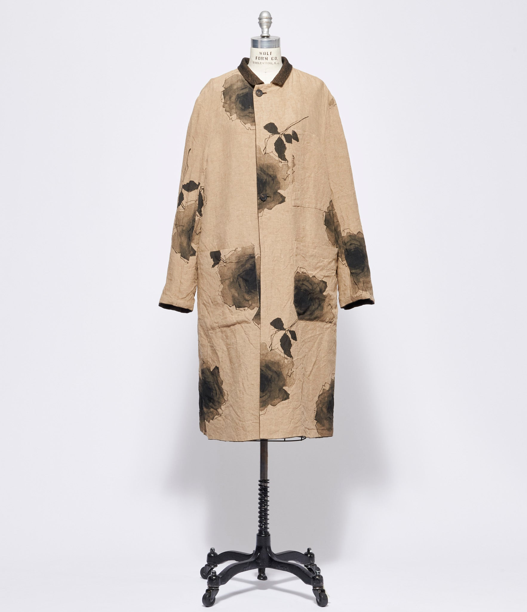 Forme d'Expression Reversible Duster Coat