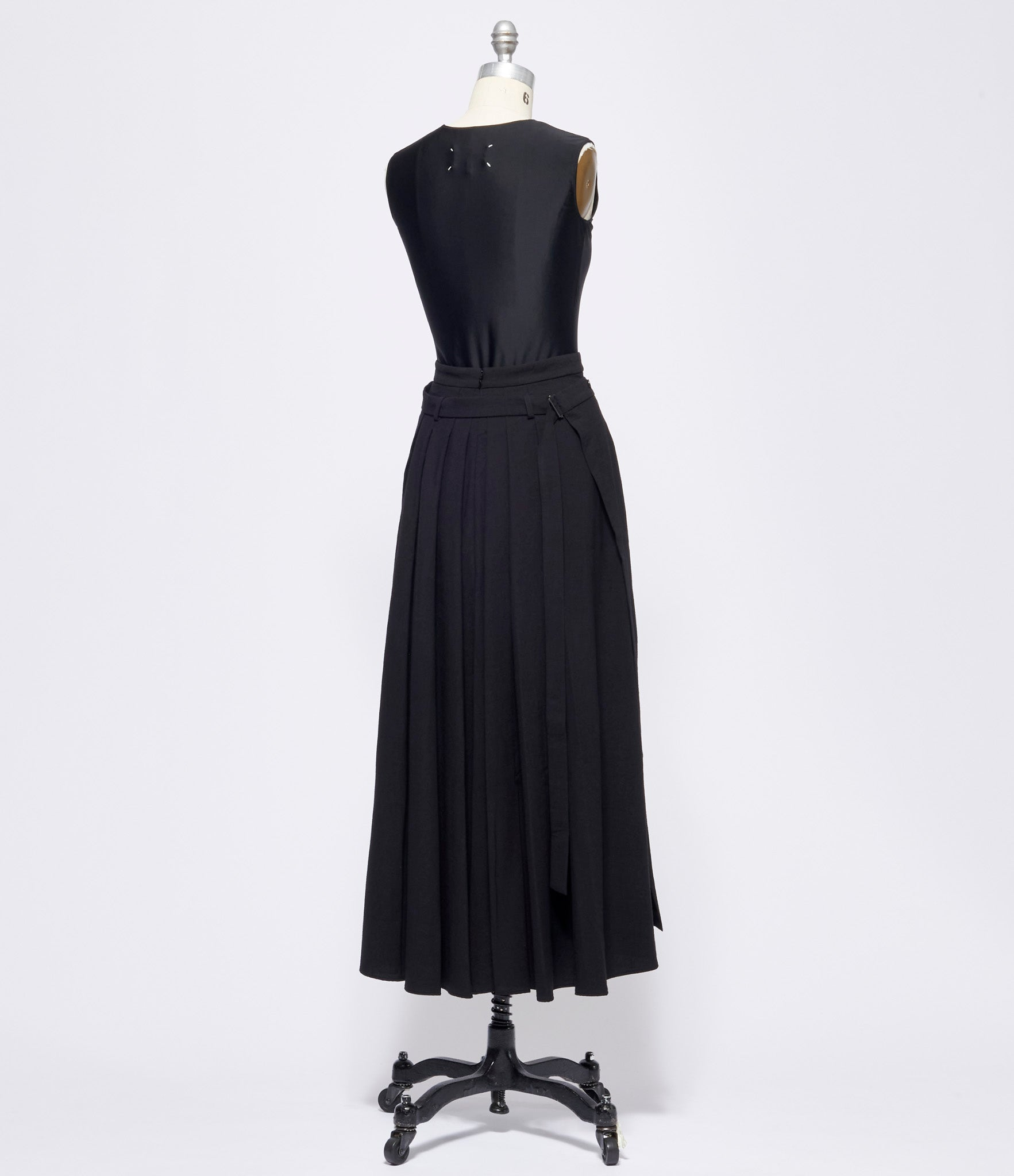 Forme d'Expression Aproned Maxi Skirt