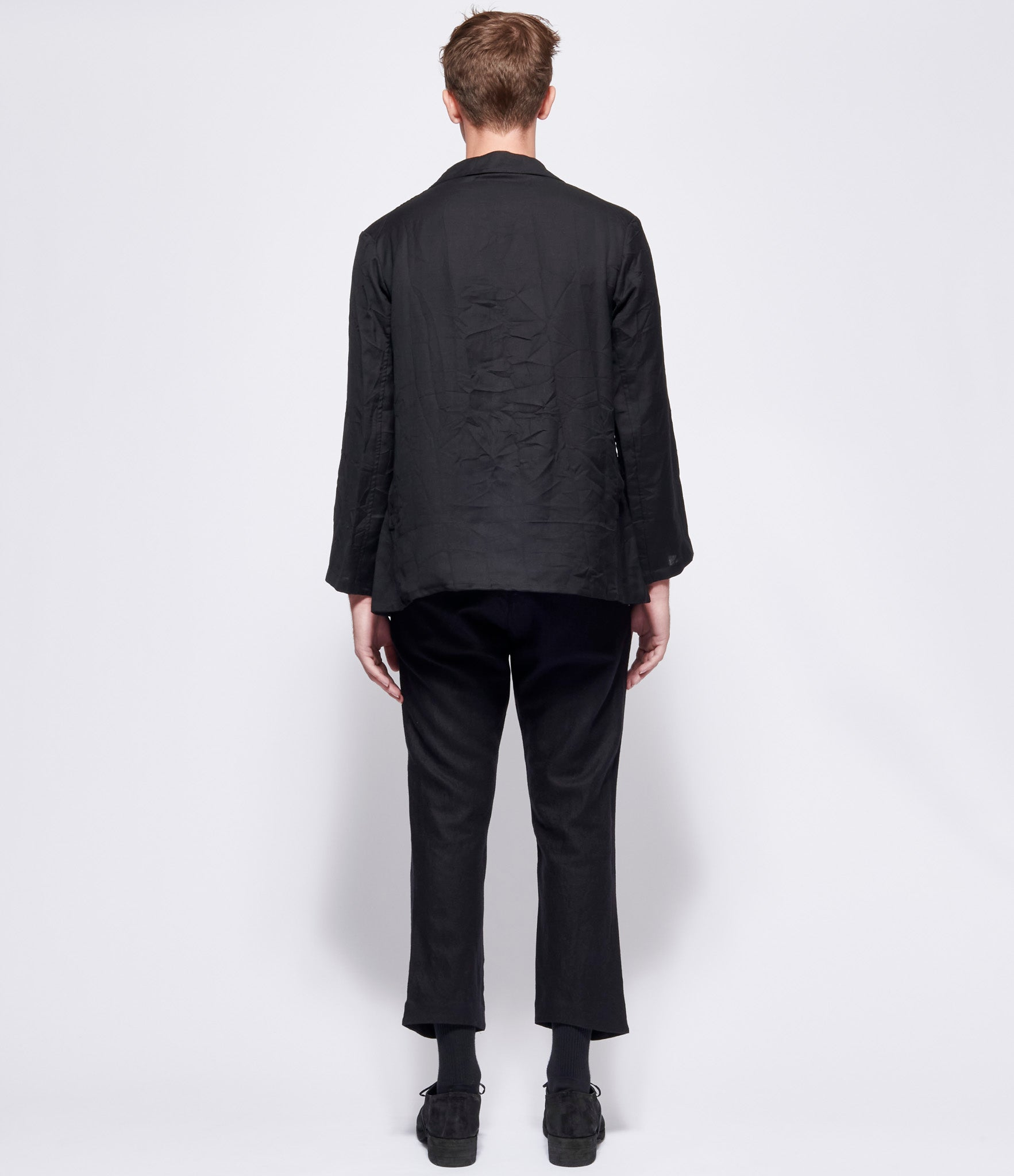 Archivio J.M. Ribot Black Worker Jacket