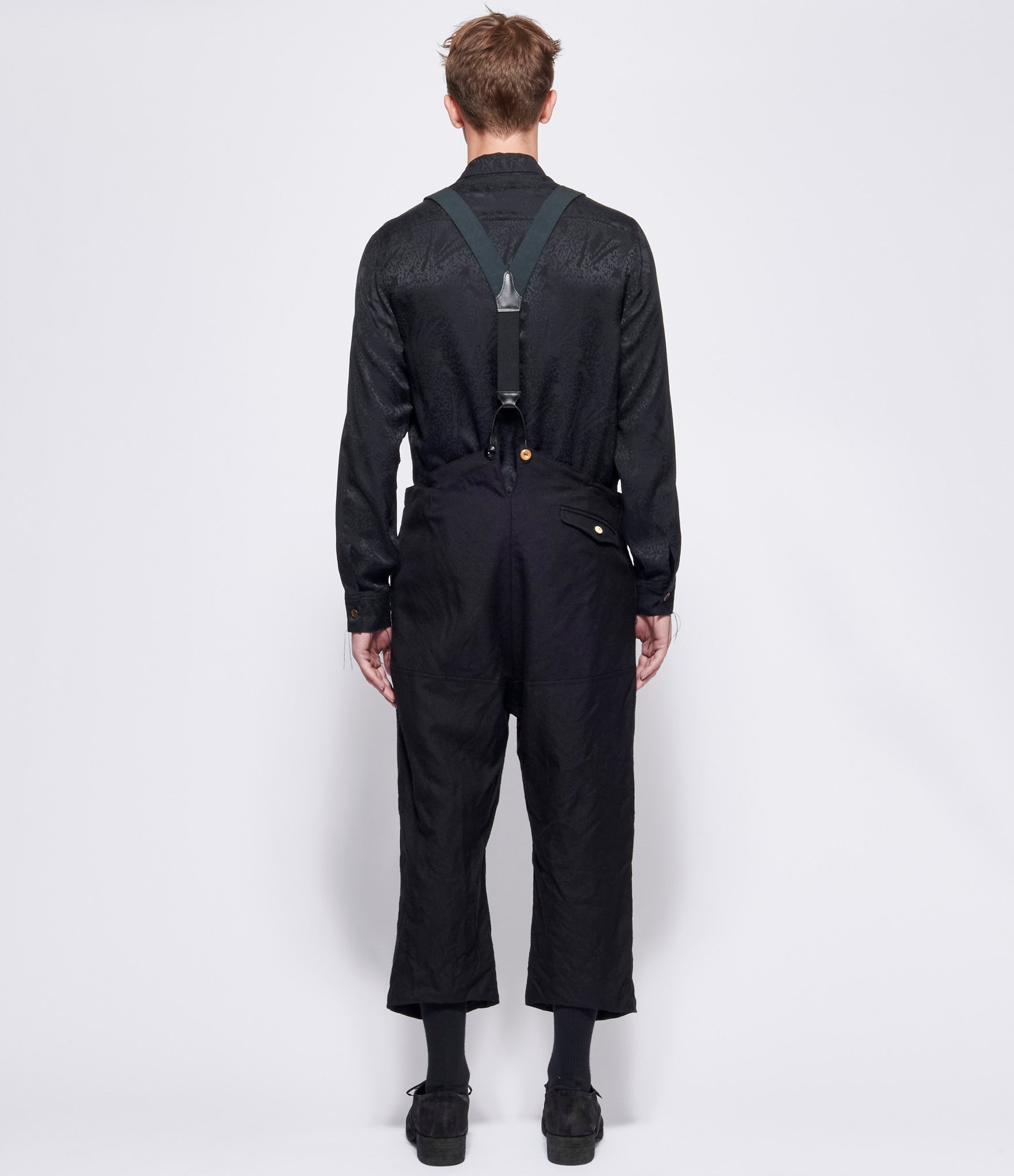 Archivio J.M. Ribot Suspender Trousers