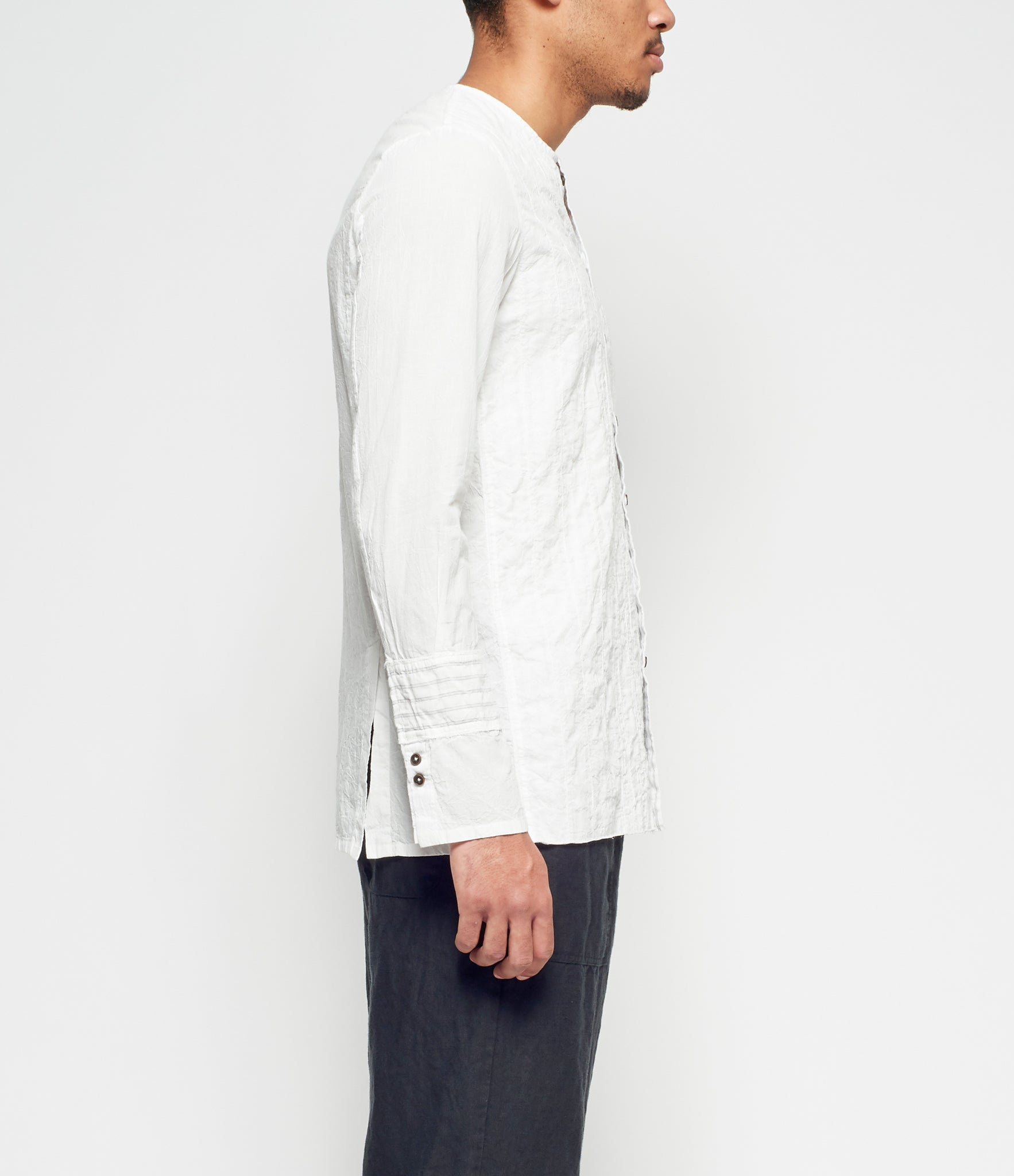 'T Ensemble Phantom Stripe Shirt