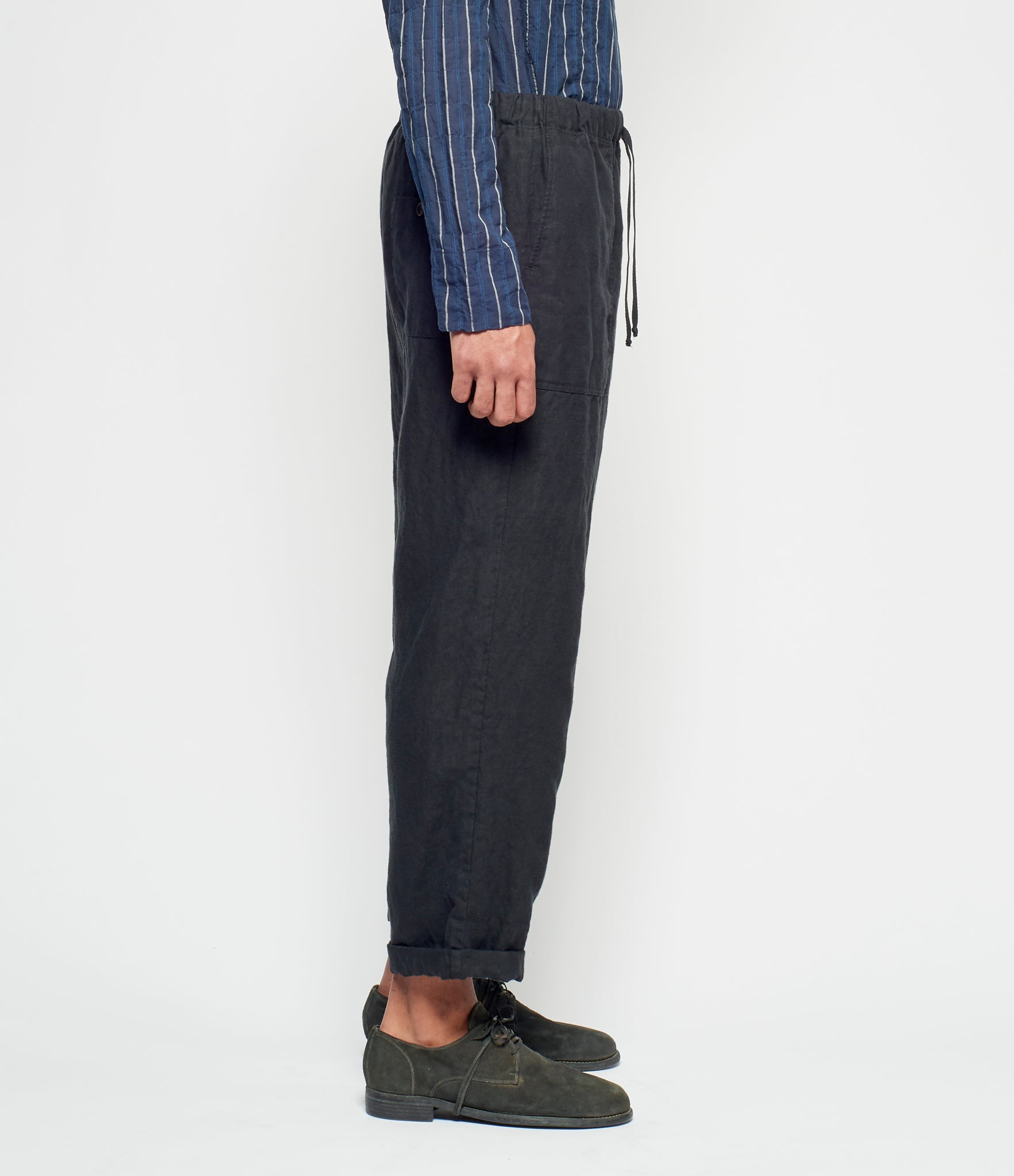 'T Ensemble Linen Pajama Pants