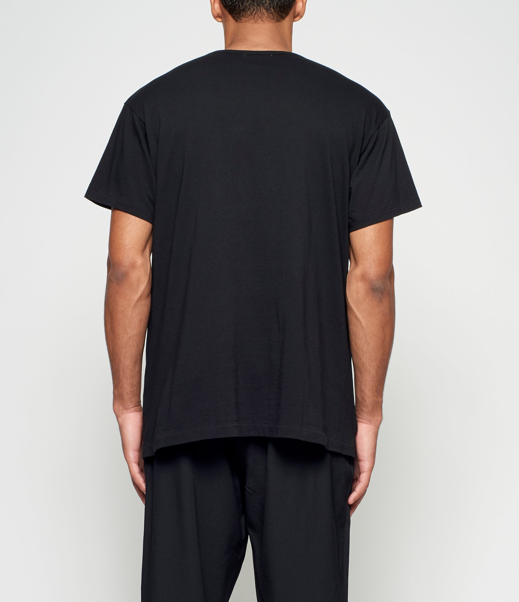 Yohji Yamamoto Pour Homme Pigment Discharge T-Shirt
