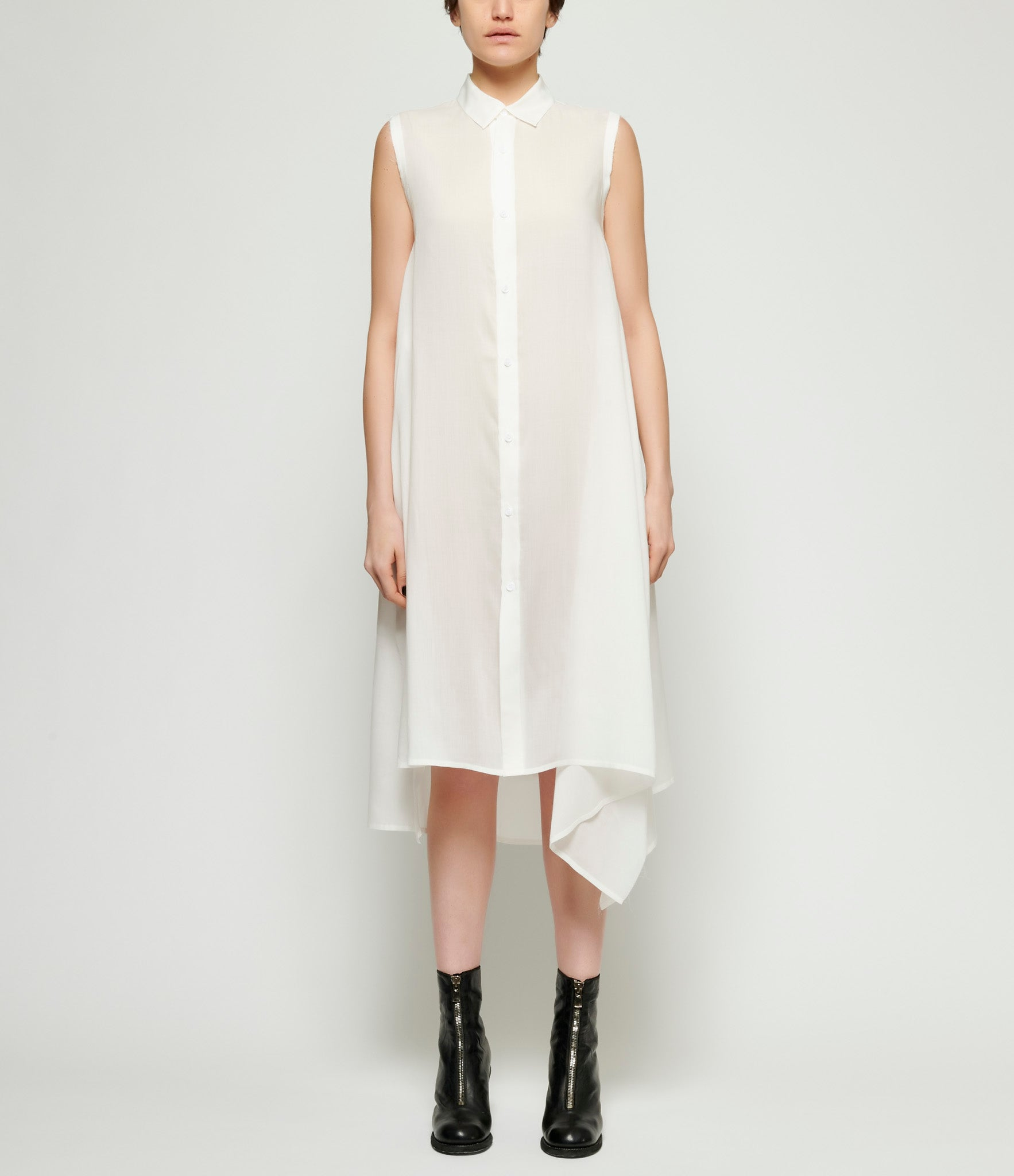 Yohji Yamamoto Over Layered Dress