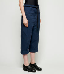 Toogood Plain Cotton Sculptor Trouser