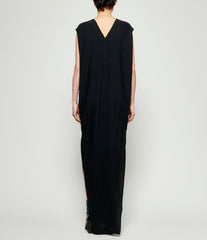 Rick Owens Double V-Neck Dagger Dress