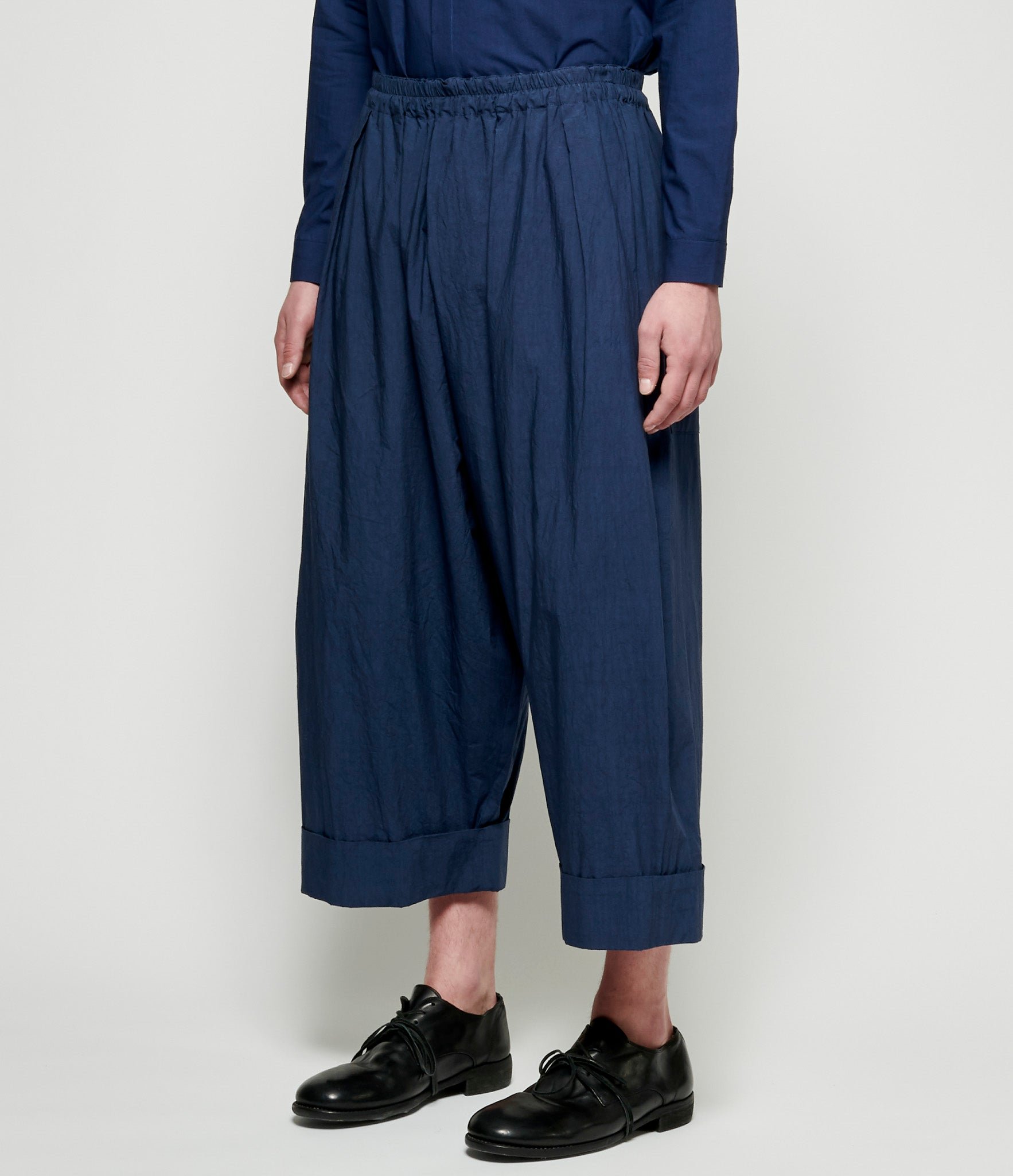Toogood Cold Washed Cotton Baker Trouser