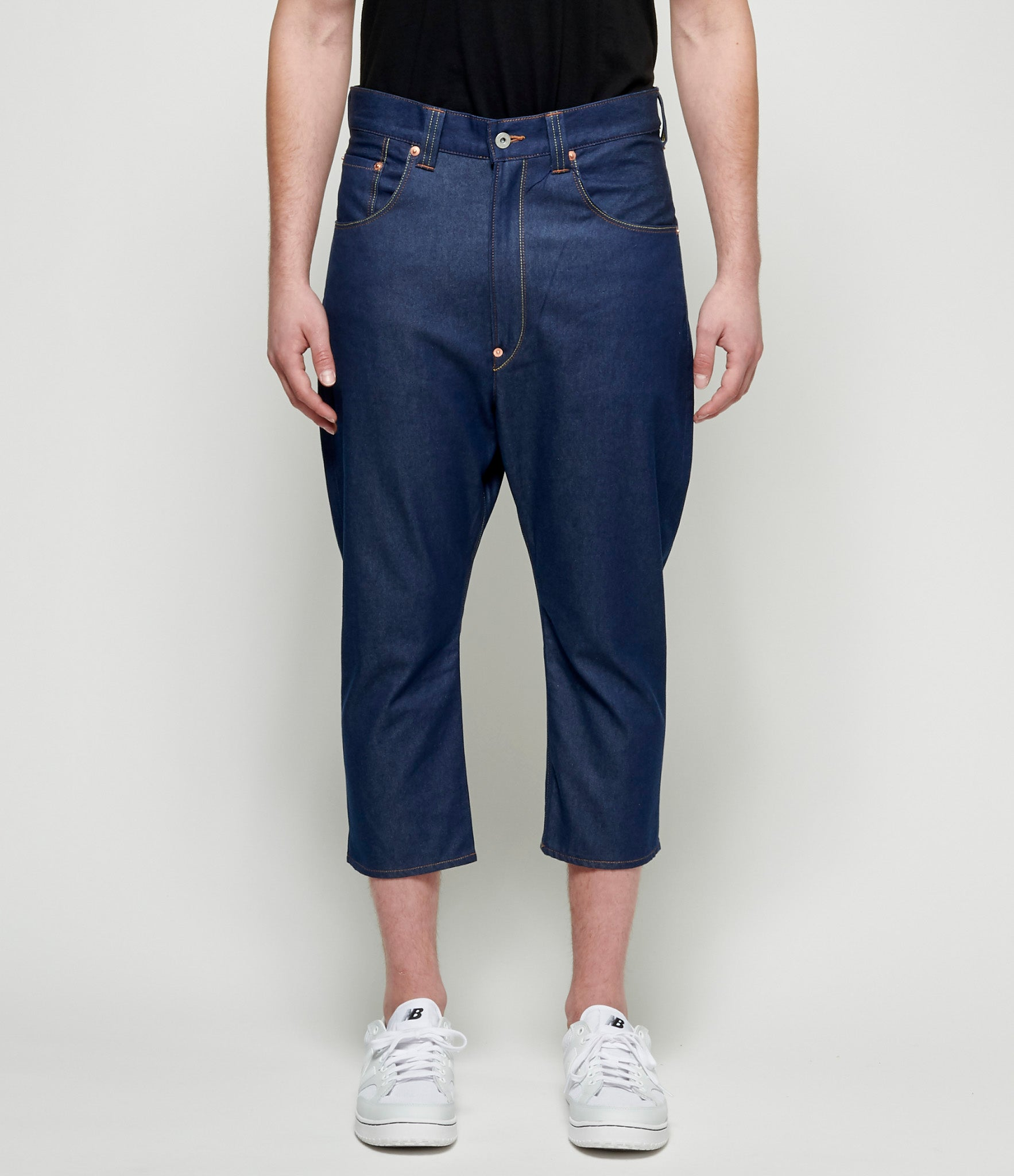 Junya Watanabe Cotton West Point Denim Pants
