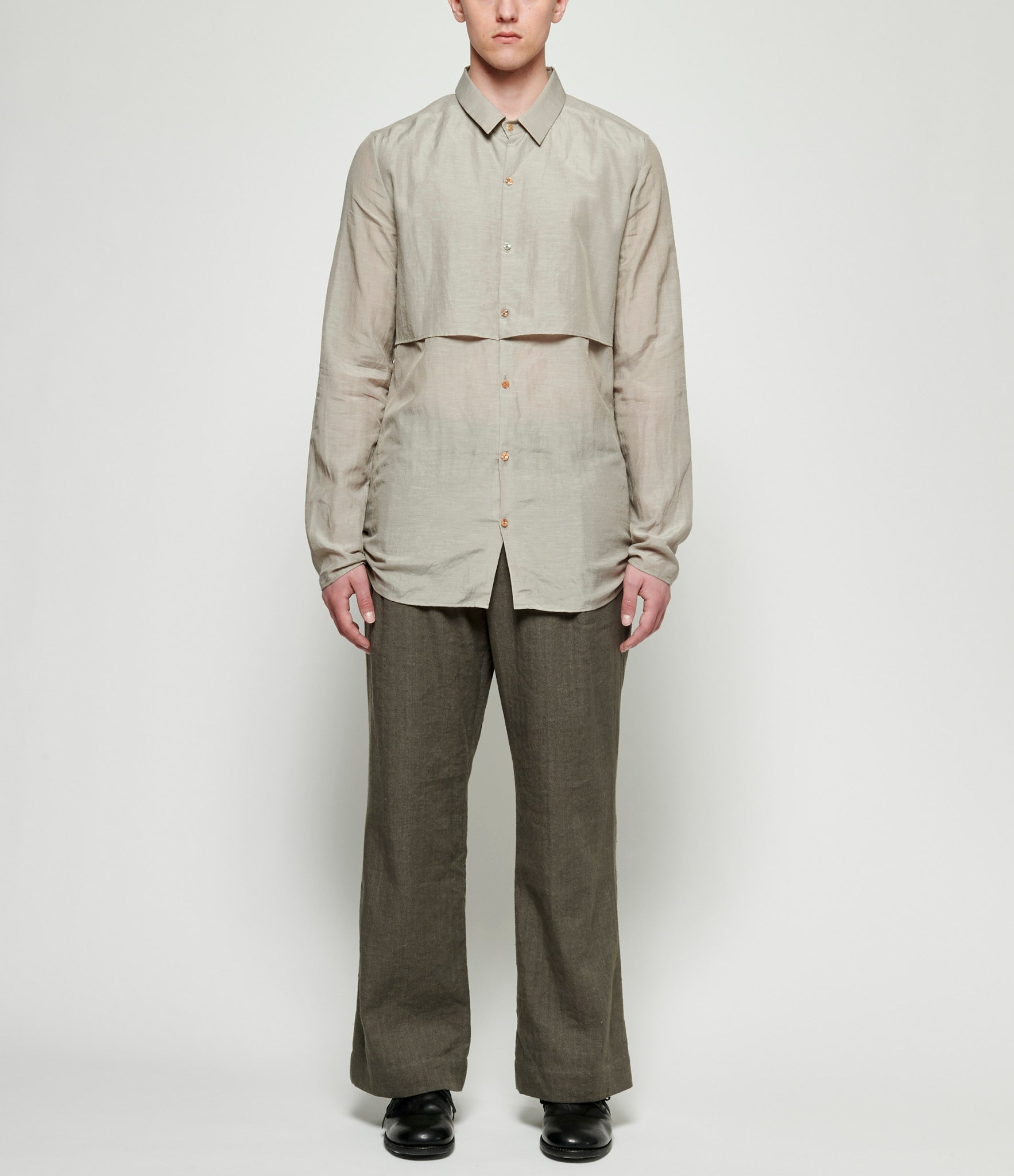 Individual Sentiments Layered Shirt