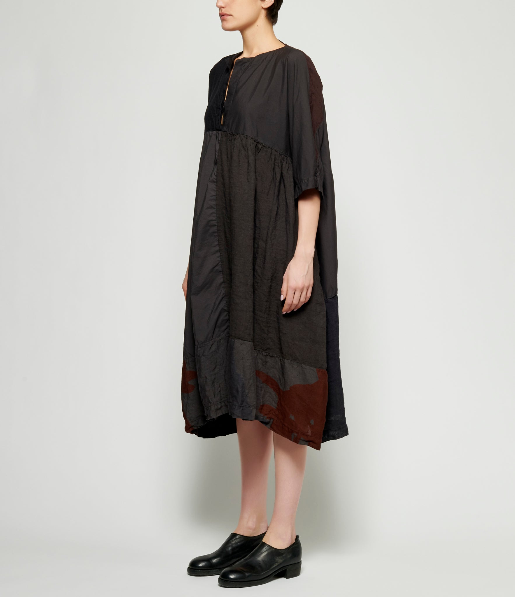 Daniela Gregis Washed Ricetta Stretto Dress