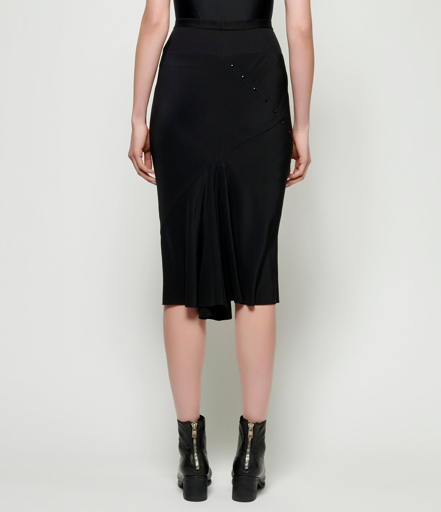Rick Owens Knee Length Skirt