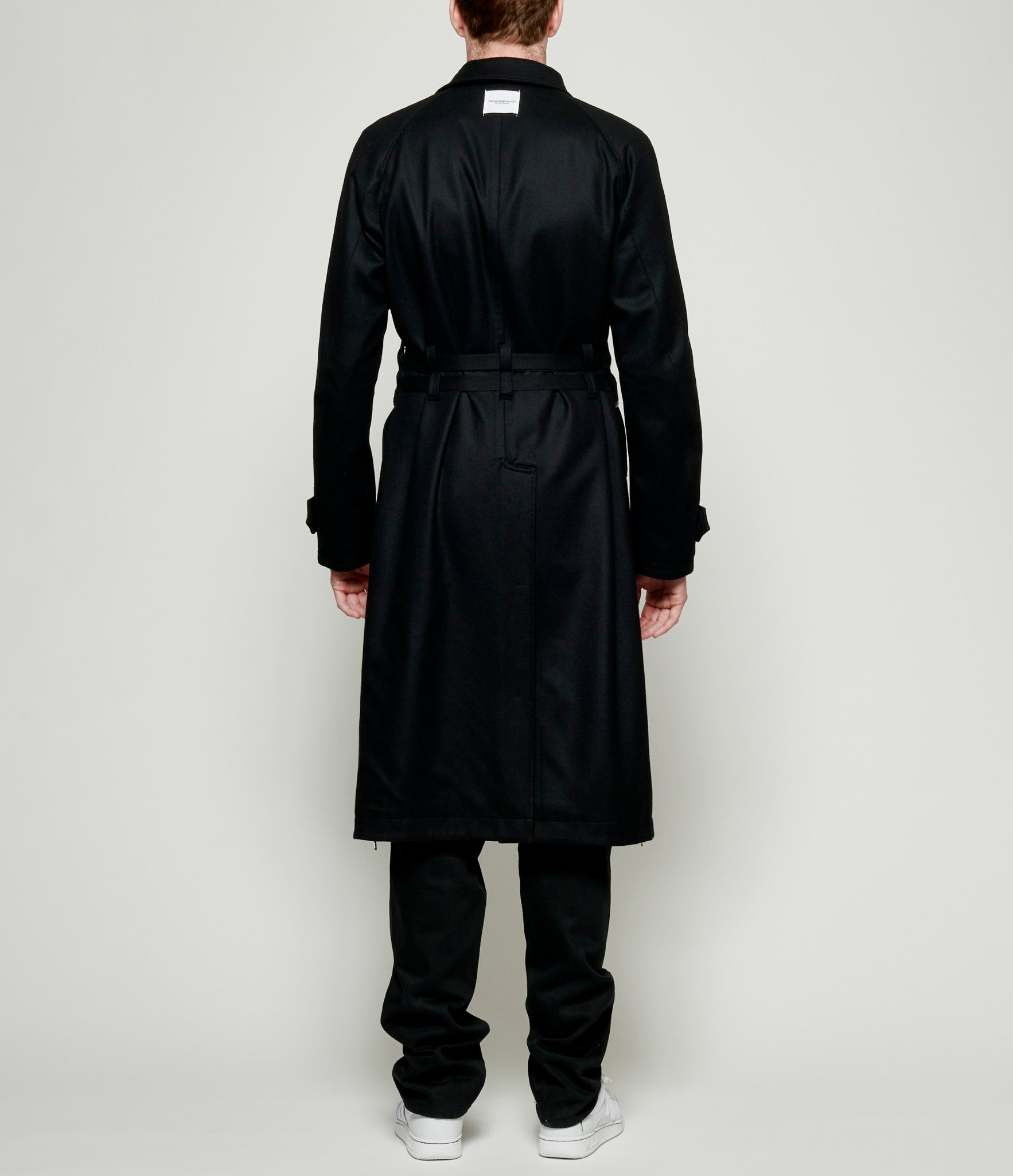 TAKAHIROMIYASHITA TheSoloist Climashield Reversible Cotton Gabardine Trench Coat