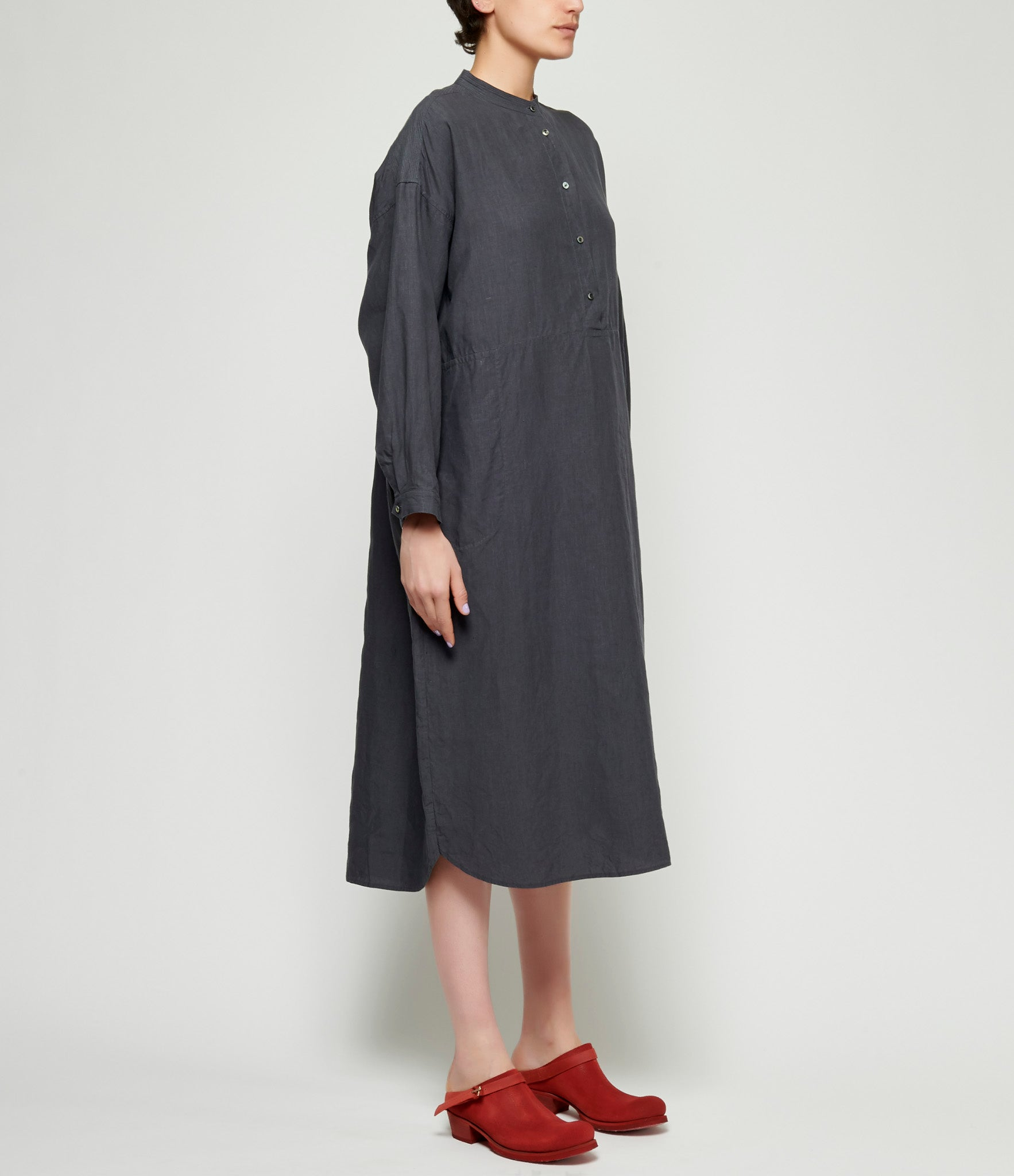 Arts & Science Stitched Yoke Shirt Dress