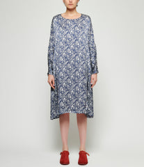 Casey Casey Floral Print Pyj Rouch Dress
