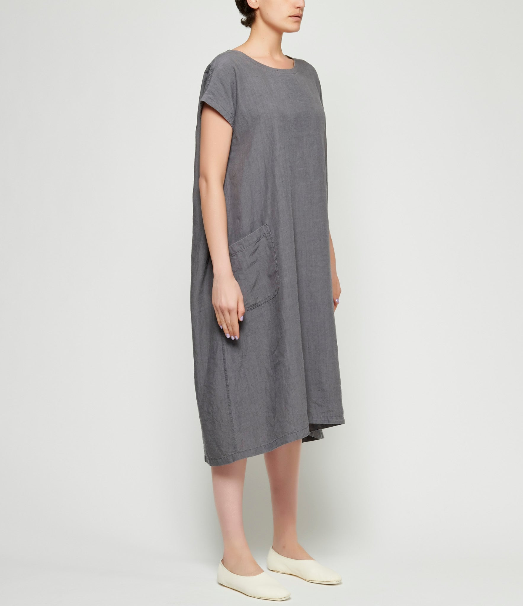 Y's Tie Back French Operating Gown Dress