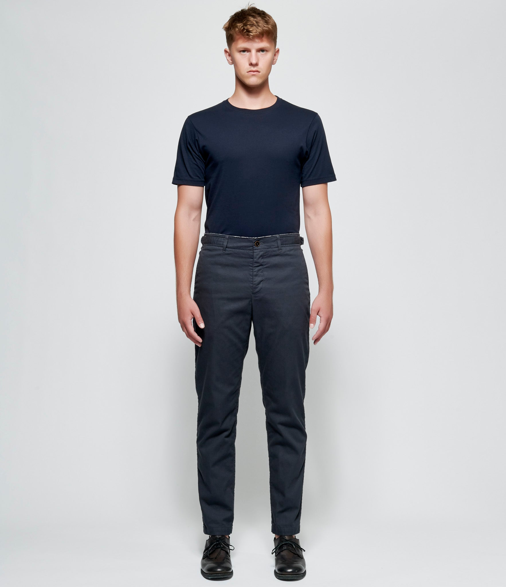 'T Ensemble Straight Leg Trouser