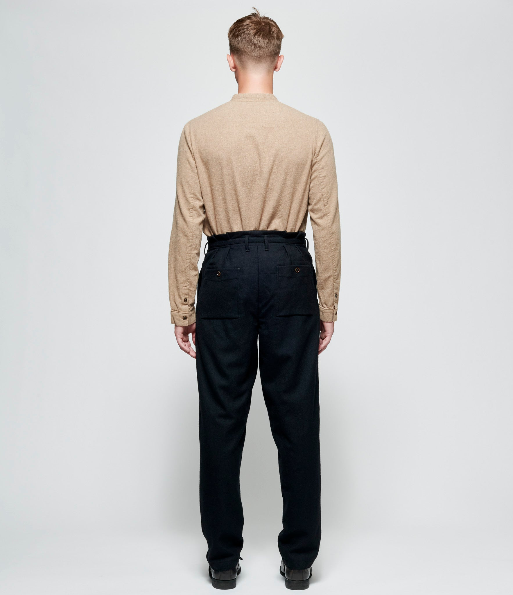 'T Ensemble Paperbag Trouser