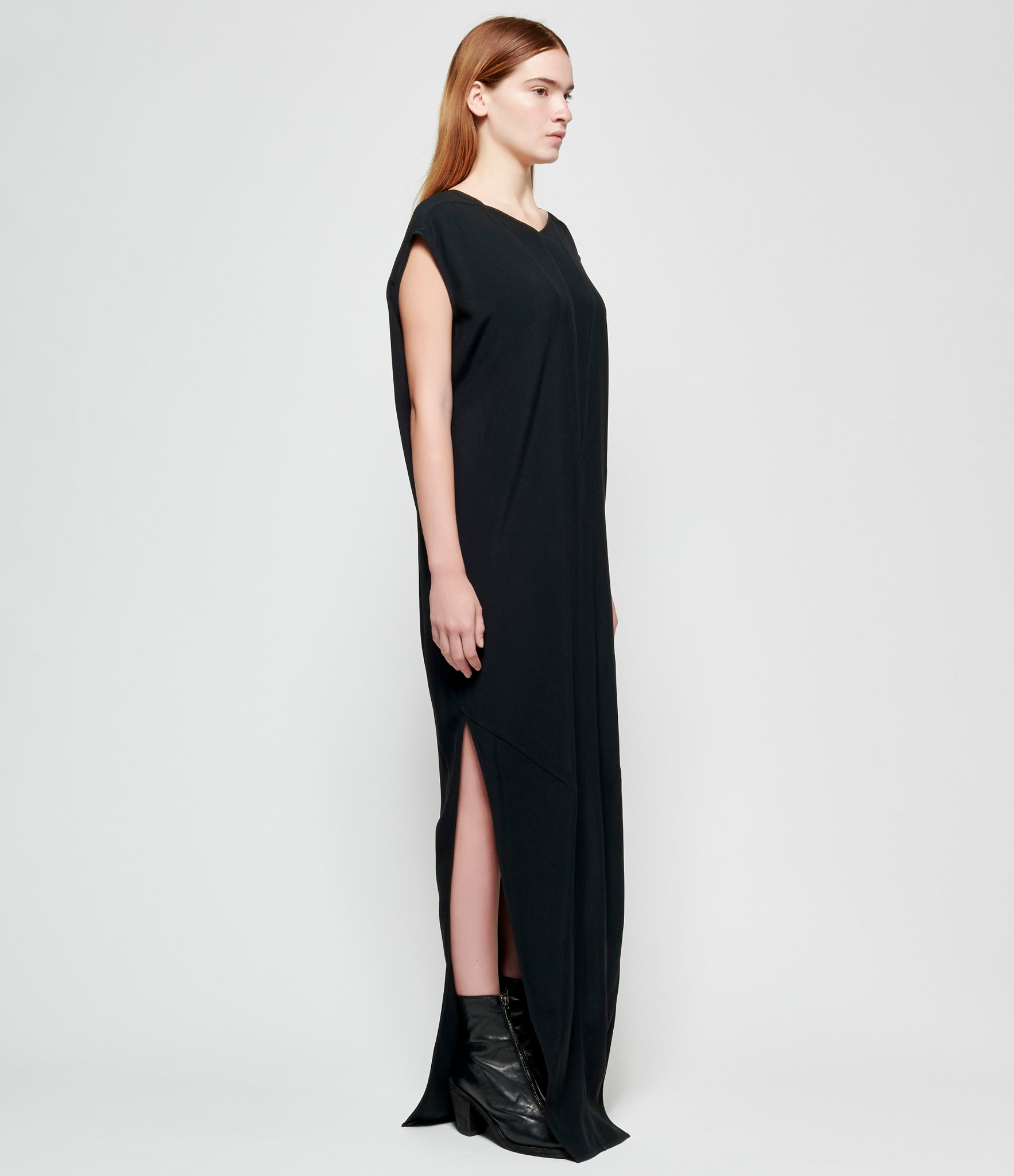 Rick Owens Double V Dagger Gown