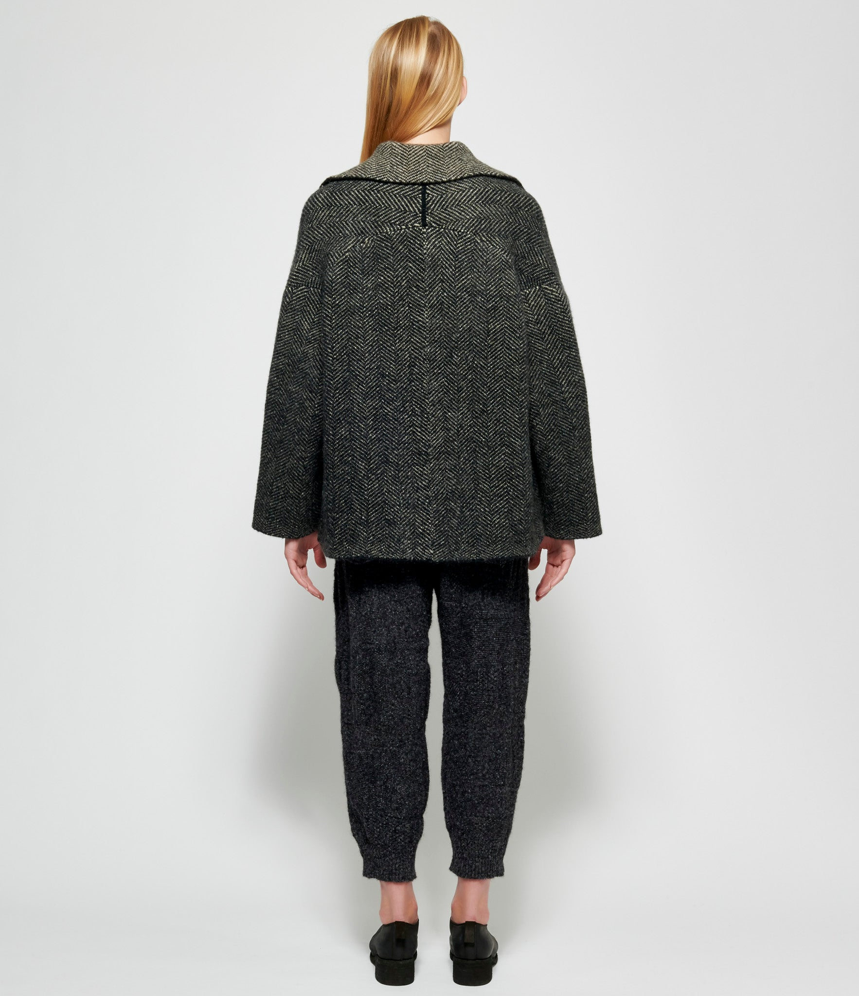Boboutic Super Spina Double Breasted Jacket