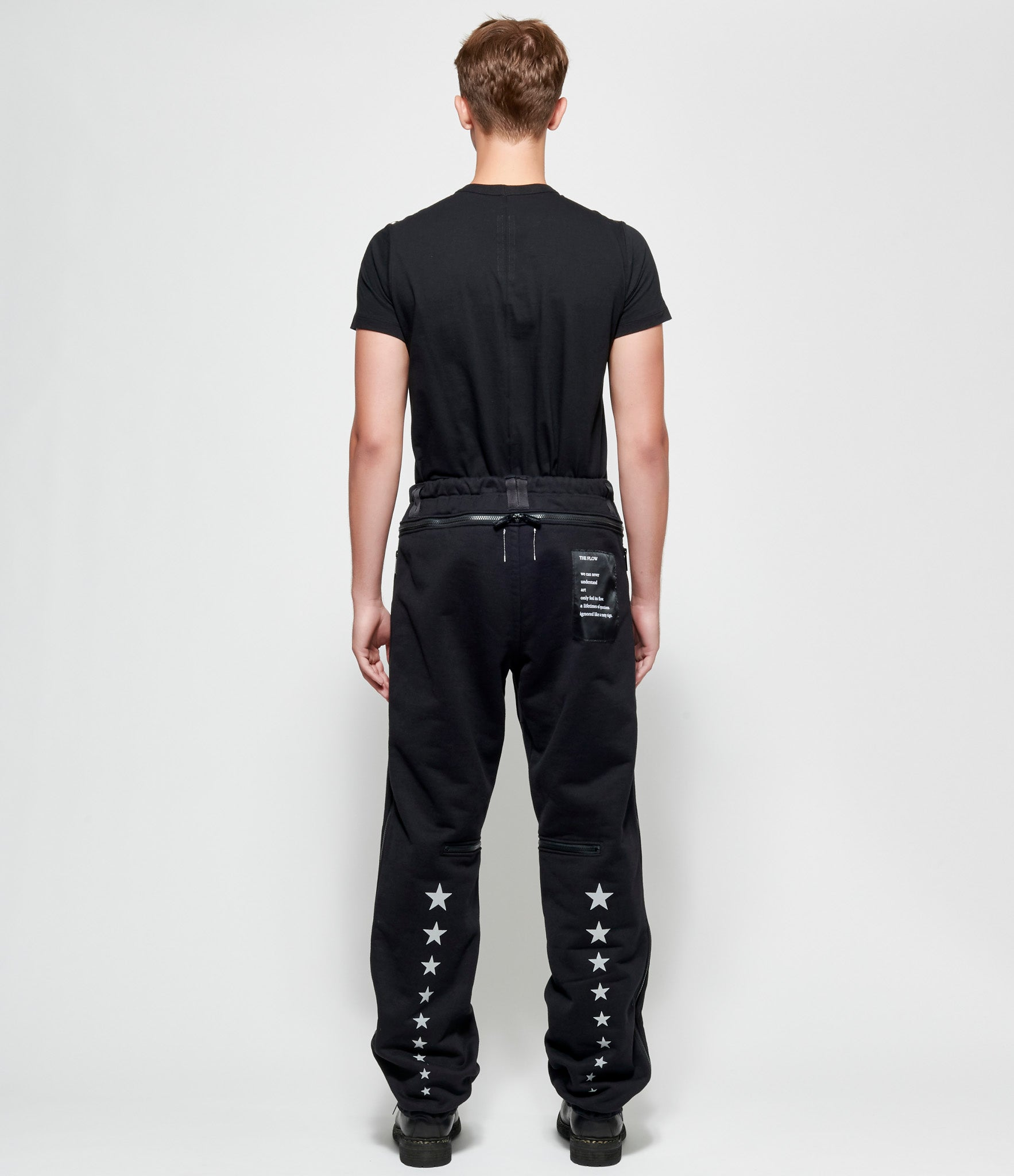 TAKAHIROMIYASHITA TheSoloist Heavy Terry Zippered Jogger Pants