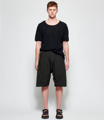 Jan Jan Van Essche Zakuro Organic Cotton Wide Leg Shorts