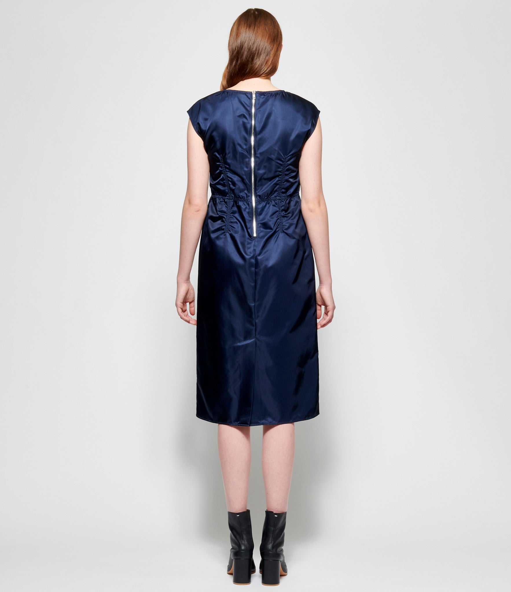 Maison Margiela Satin Technique Dress