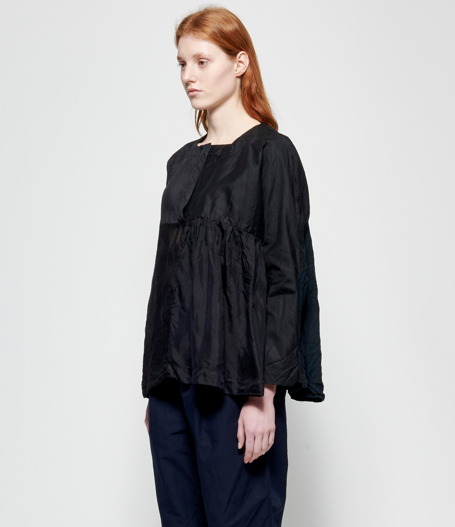 Daniela Gregis Ricetta Patchwork Washed Shirt