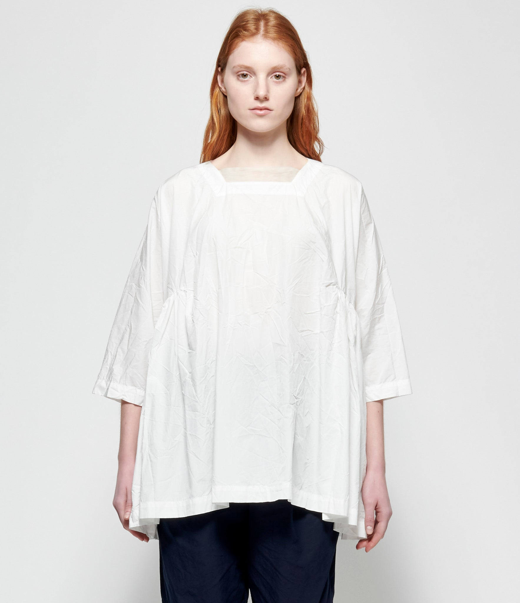 Daniela Gregis New Pride Miele Colletto Washed Shirt