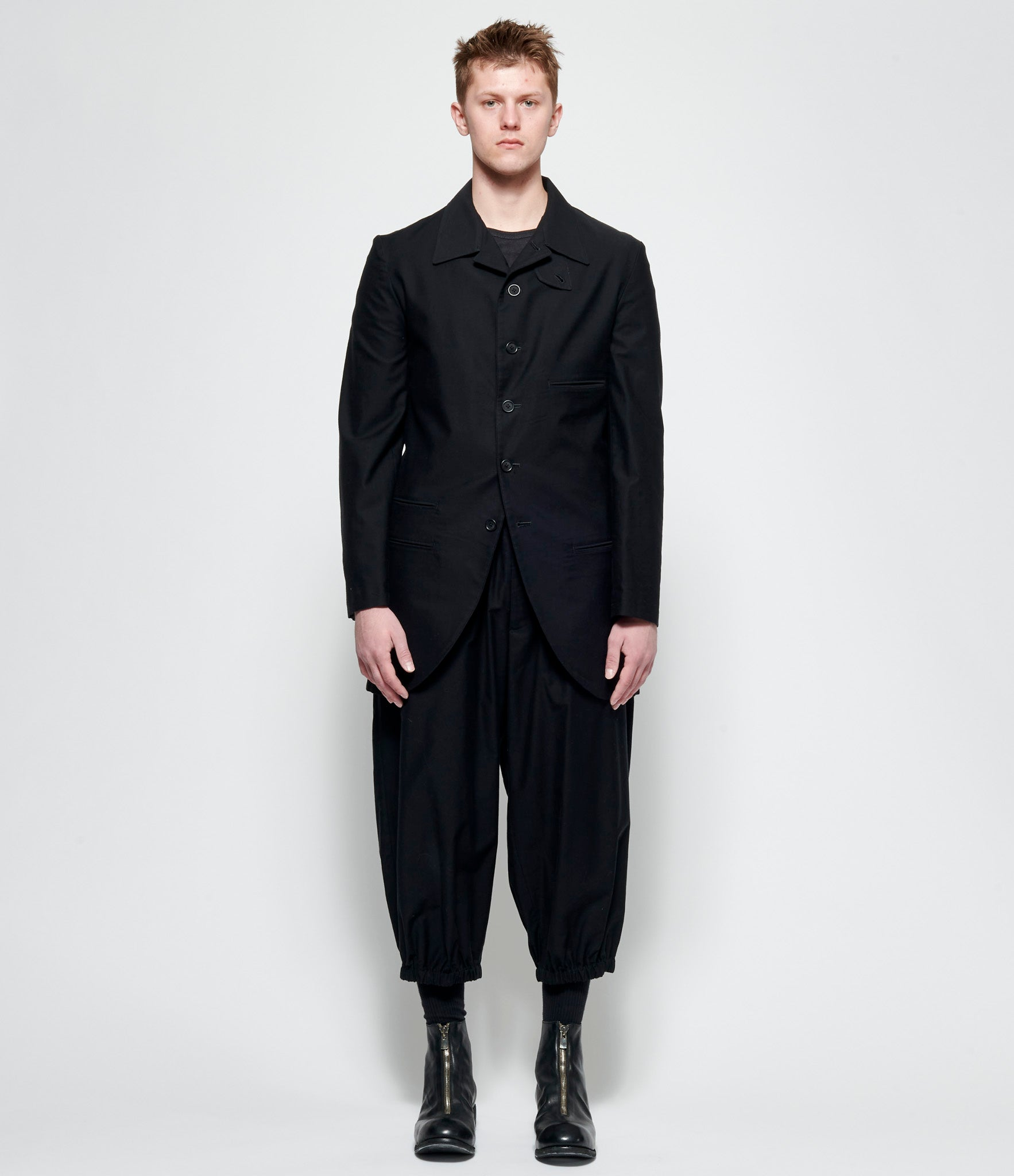 Yohji Yamamoto Pour Homme W-6 Button Inner Jacket