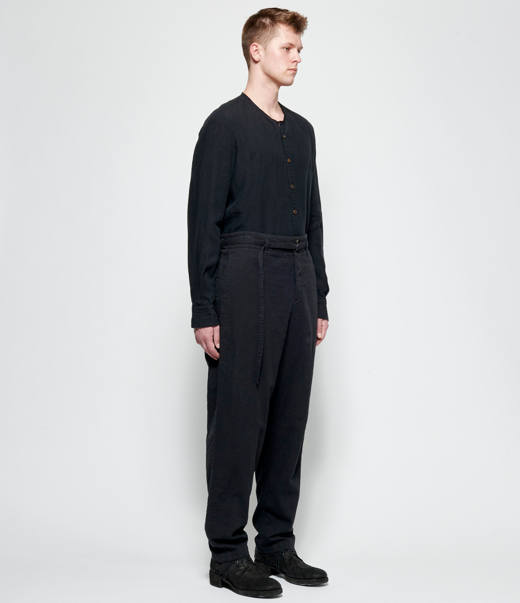 'T Ensemble Paperbag Waist Trousers