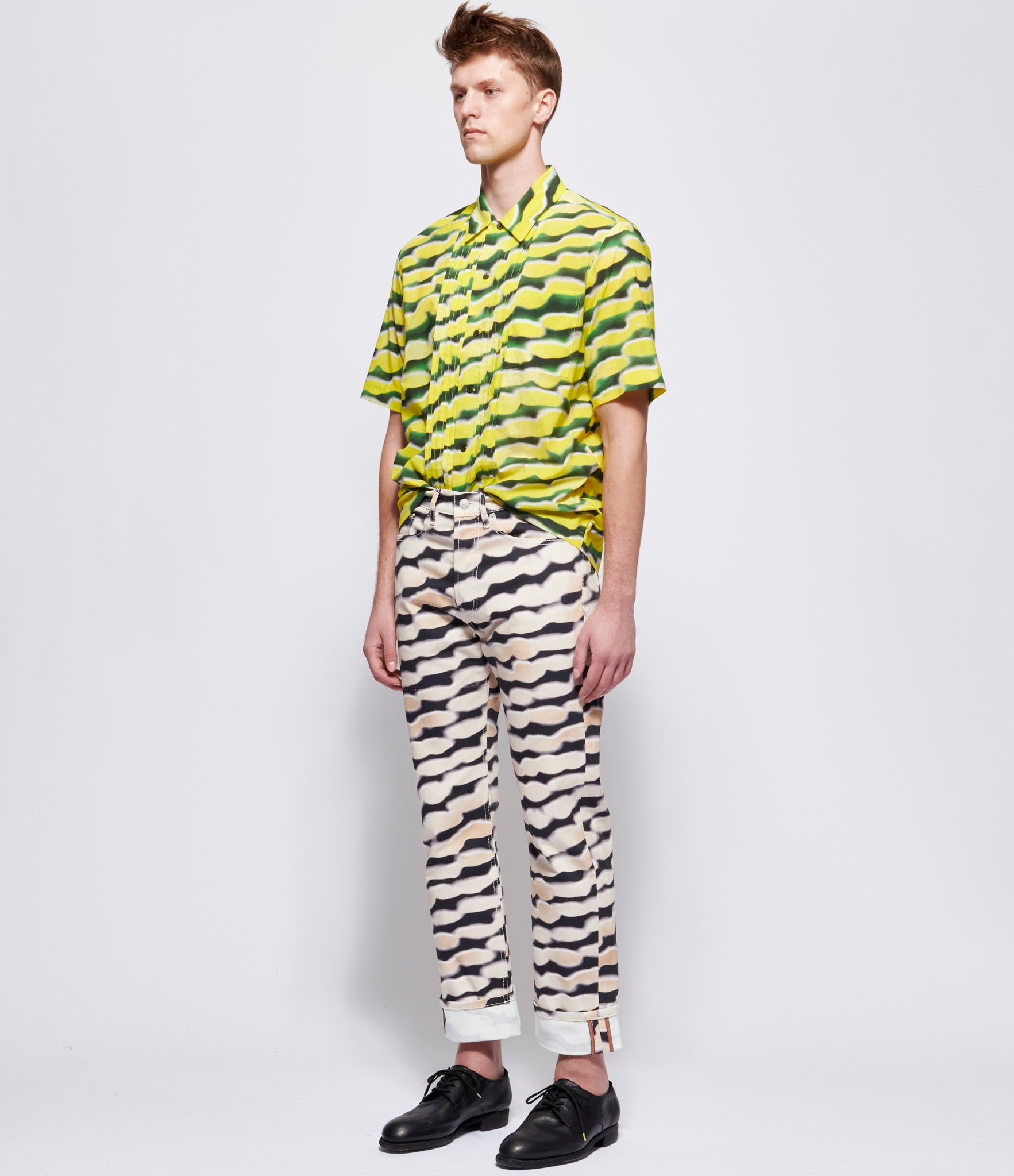 Dries Van Noten Penna Pants