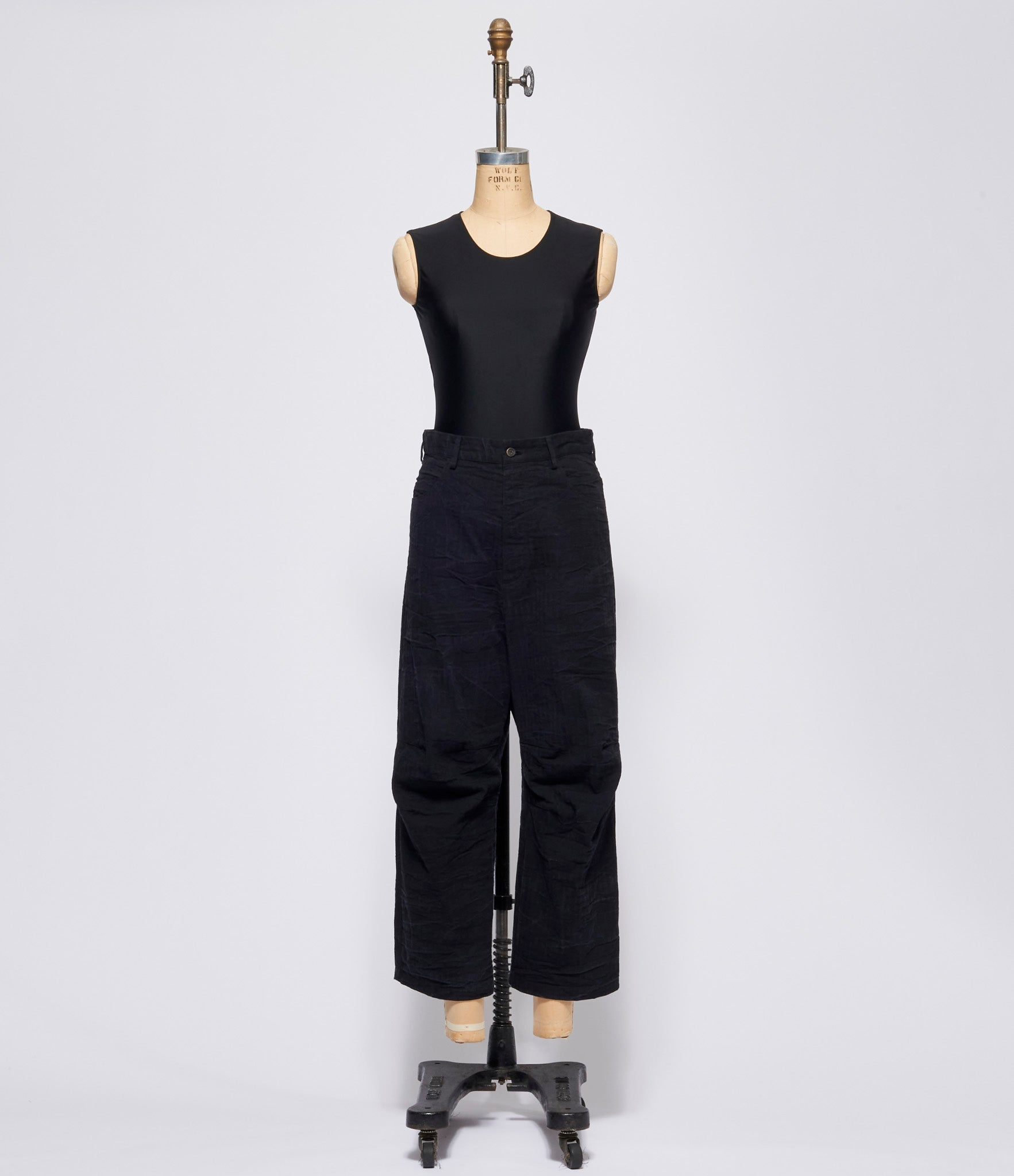Forme d'Expression 5 Pocket Pants