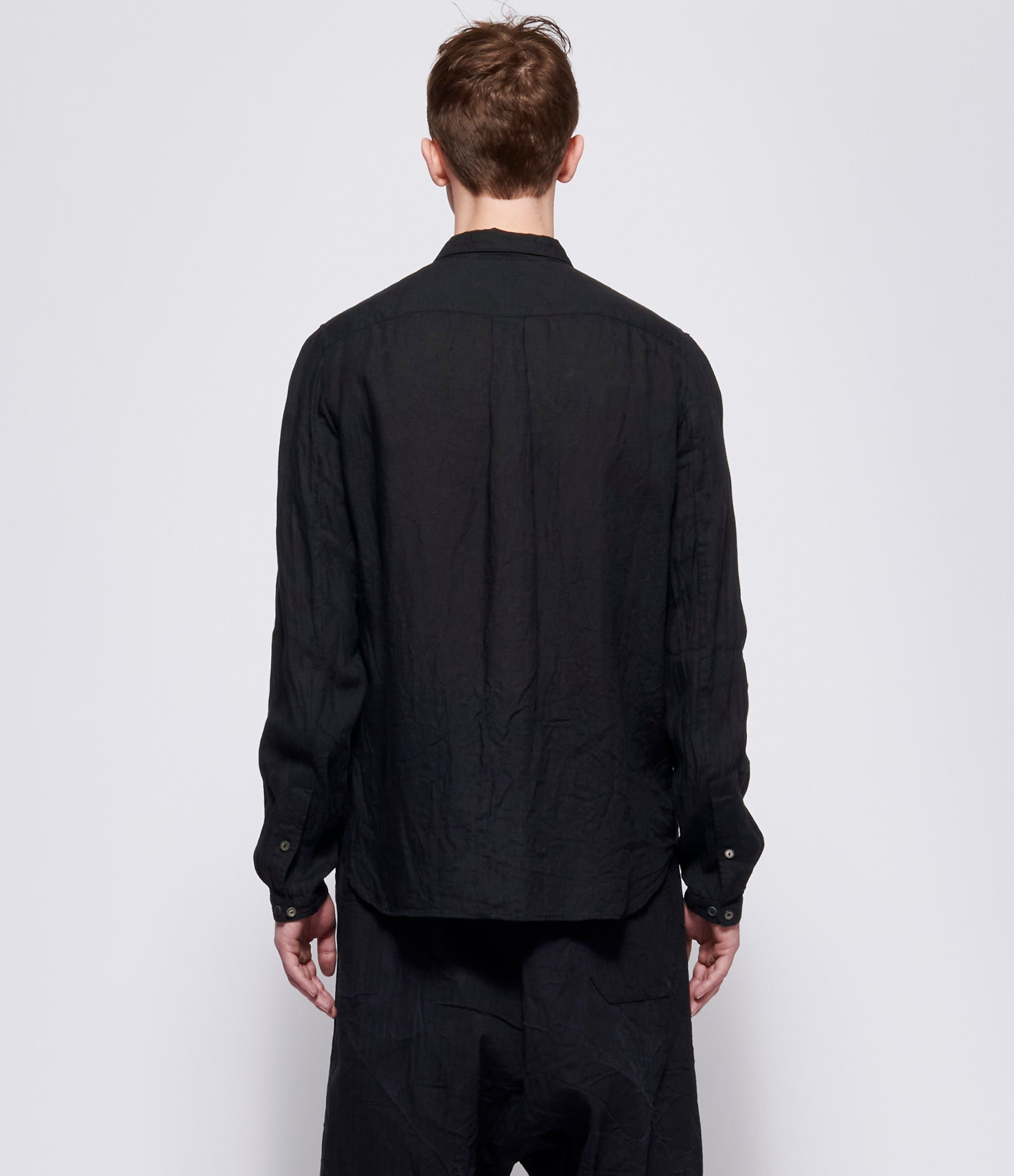 Forme d'Expression Cut-Away Collared Shirt