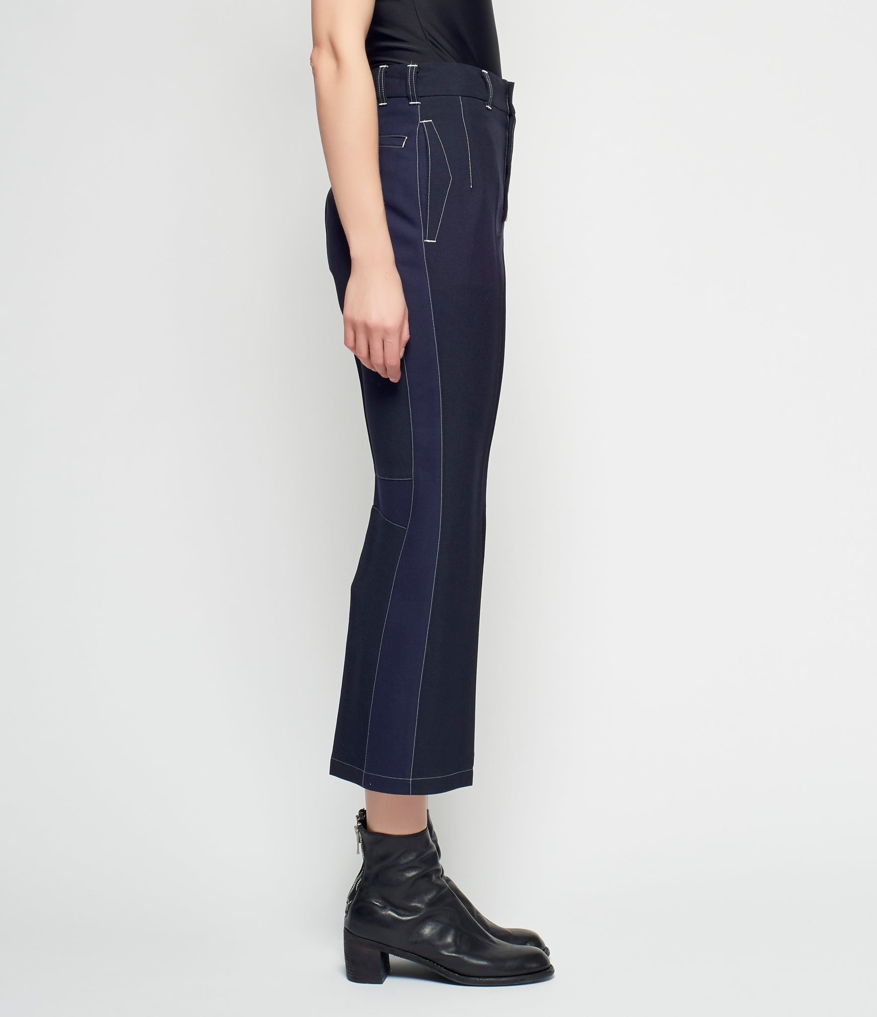 Shiro Sakai Tropical Wool Trousers