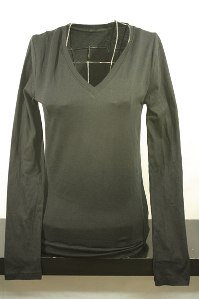 GT3058   V-Neck Long Sleeve (BLANK)