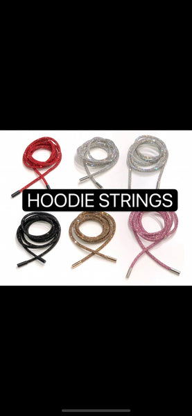 Hoodie Rope  w/TOOL  (1-Hoodie Rope or 2-pc for Outfit