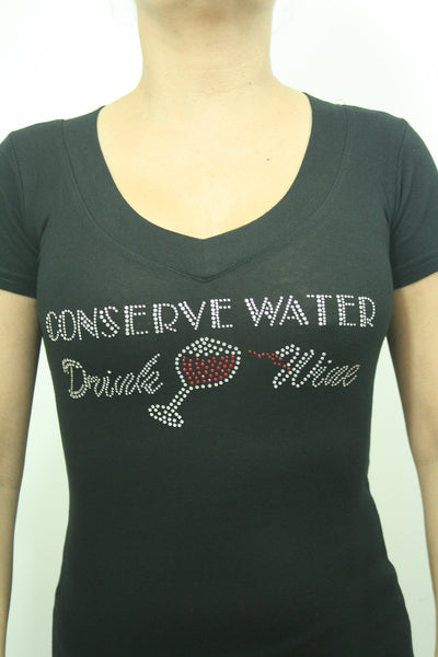 Conserve Water (Tank or Short Sleeve)