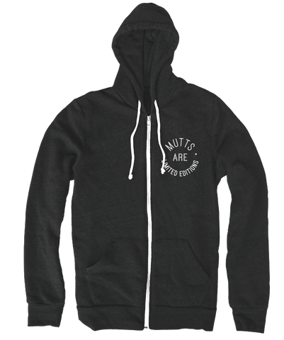 Mutts Are Limited Edition Hoodie