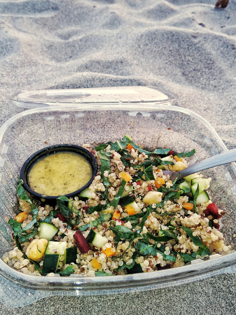 Quinoa Beach Bowl